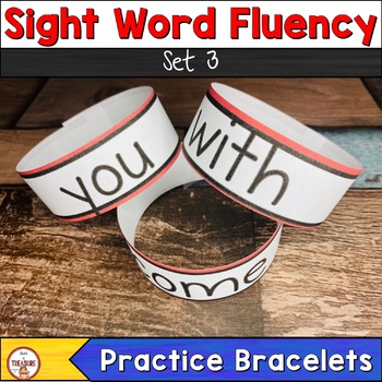Sight Word Activities-Level 3 (Games, Daily Practice, Worksheets and more!)