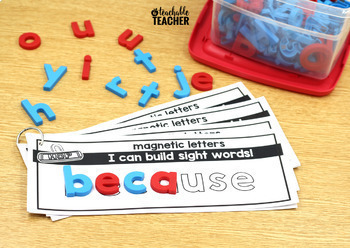 Sight Word Activities Mats Bundle EDITABLE