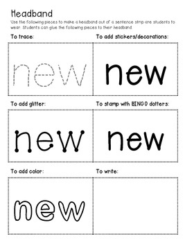 Sight Word Activities MEGA PACKET Volume 2!