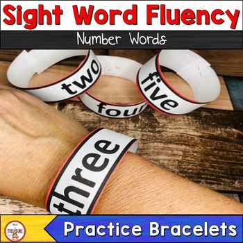 Sight Word Activities-Number Words (Games, Daily Practice, Worksheets and more!)