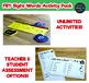 Sight Word Activities Pack • FRY • SET FIVE