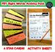 Sight Word Activities Pack • FRY • SET THREE BUNDLE