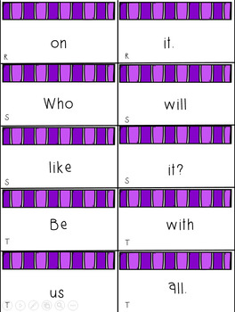 Sight Word Activities for Centers and Word Work (Dolch Primer)