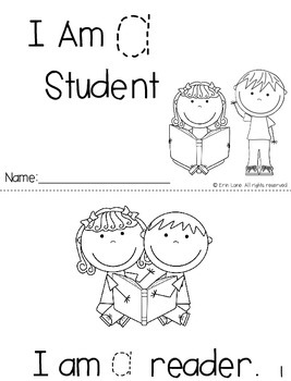 "Sight Word Activity Book: ""A"""
