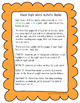 """Sight Word Activity Book: """"After"""""""