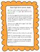 "Sight Word Activity Book: ""Am"""