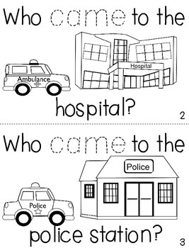 "Sight Word Activity Book: ""Came"""