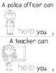 "Sight Word Activity Book: ""Help"""