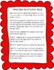 """Sight Word Activity Book: """"Red"""""""