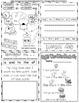 FREEBIE: Sight Word Activity Book Sample