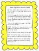 "Sight Word Activity Book: ""Say"""