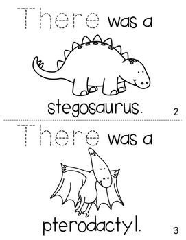 """Sight Word Activity Book: """"There"""""""