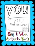 """Sight Word Activity Book: """"You"""""""