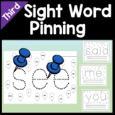 Third Grade Literacy Centers with Pinning {41 Words!}
