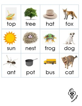 Sight Word Activity - Early Readers 4 word phrases