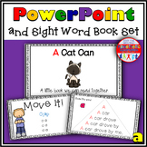 Sight Word Activity - PowerPoint and Emergent Reader for the sight word A