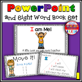 Sight Word Activity - PowerPoint and Emergent Reader for the sight word I