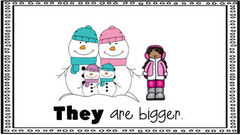 Sight Word Activity - PowerPoint and Emergent Reader for the sight word THEY