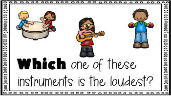 Sight Word Activity - PowerPoint and Emergent Reader for the sight word WHICH