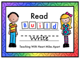 Sight Word Activity and Assessment