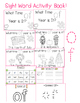 """Sight Word Activity book: """"Of"""""""