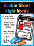 Read It, Build It, Write It Sight Words - Sight Word Cente