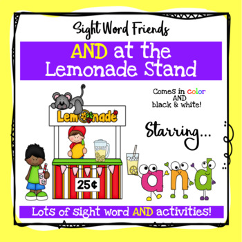 Sight Word And Activities