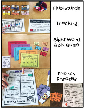 Systematic Sight Word: Dolch Words