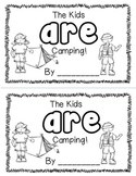 """Sight Word """"Are"""" Emergent Reader"""