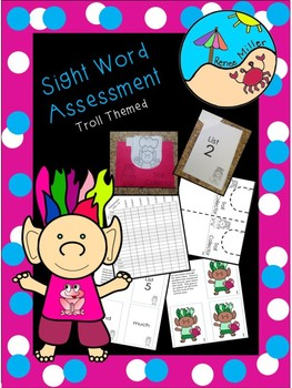 Sight Word Project Assessment