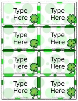 Sight Word BANG!: St. Patrick's Day Edition {Ahh!! Leprechaun}