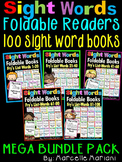 Sight Words BOOKS BUNDLE-100 SIGHT WORD READERS- Fry's First 100 Words