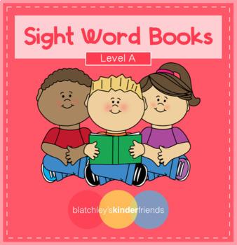 Sight Word BUNDLE (Level A)