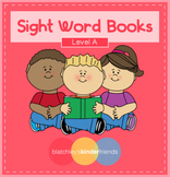 Sight Word BUNDLE (Level A)