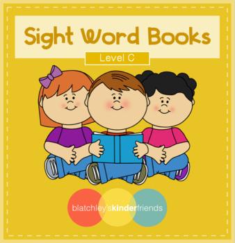 Sight Word BUNDLE (Level C)