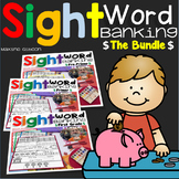 Sight Word Banking the Bundle