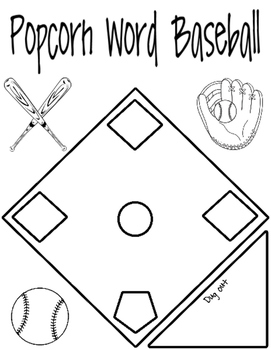 Sight Word Baseball!