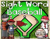 Sight Word Baseball (Fry's 2nd 100)