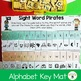 Sight Word Practice Beginning Sounds - Pirate Edition