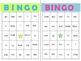 Sight Word Bingo Freebie