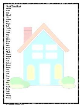 Sight Word Bingo 1st Grade (30 pre-made cards!!!)