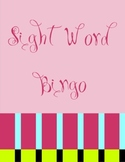 Sight Word Bingo- 2nd or 3rd grade