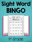 Sight Word Bingo - First Grade