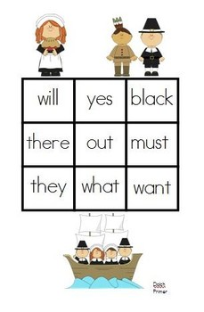 Sight Word Bingo For The Whole Year! An 8 Set Bundle!