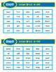 Sight Word Bingo - Fry's Instant Words 81-100