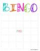 Sight Word Bingo:  Fry's Second 100 Words