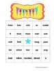 Sight Word Bingo:  Fry's First 100 Words