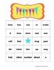Sight Word Bingo:  Fry's First 100 Words