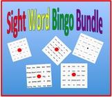 Sight Word Bingo Games Bundle