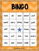 Sight Word Bingo (Journey's List 7-8)